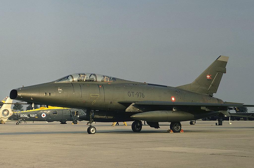 Warbird Alley: North American F-100 Super Sabre