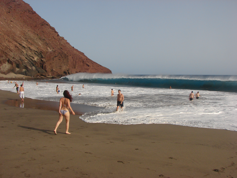 playa de la tejita gay
