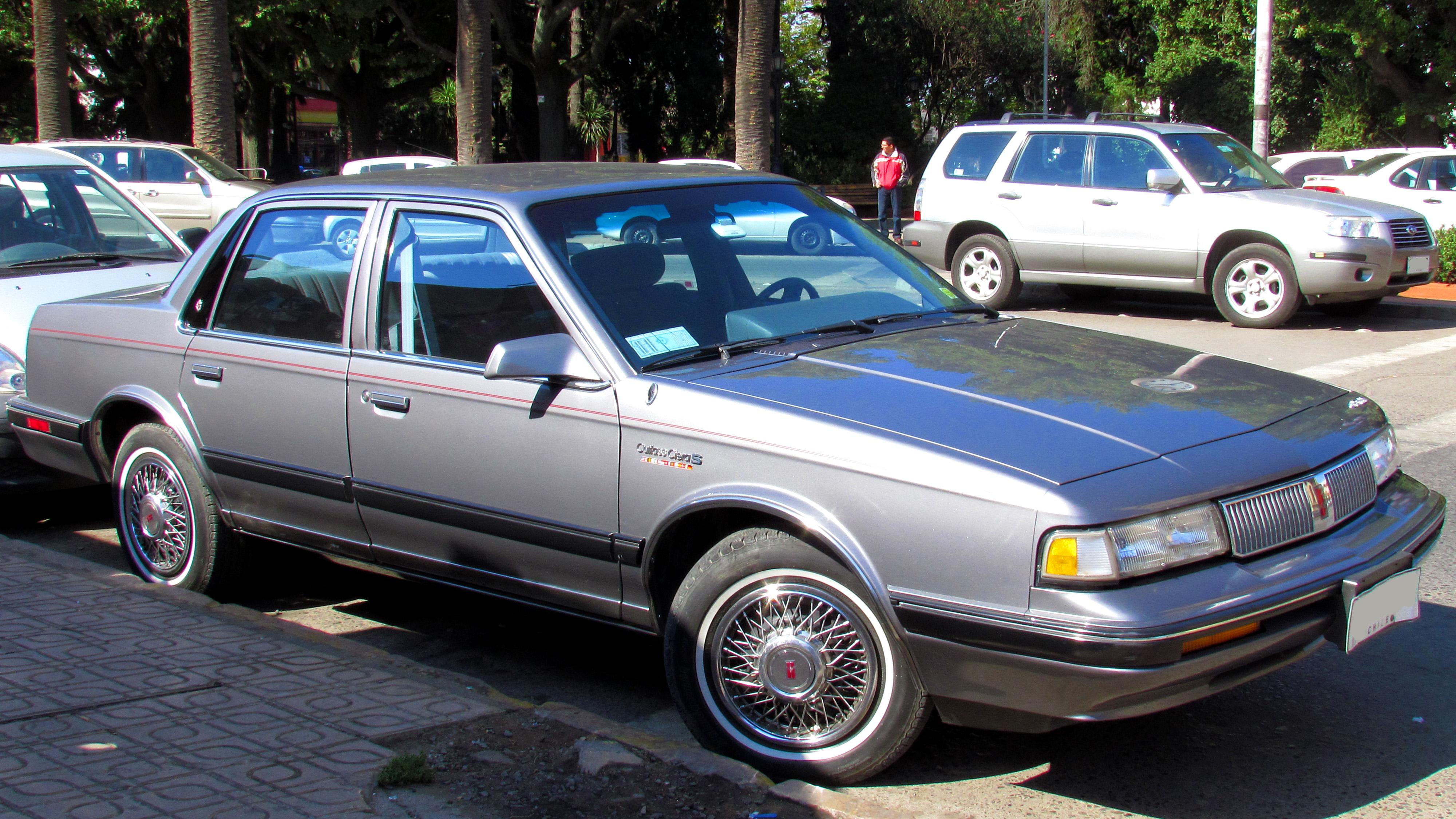 1992 cutlass ciera