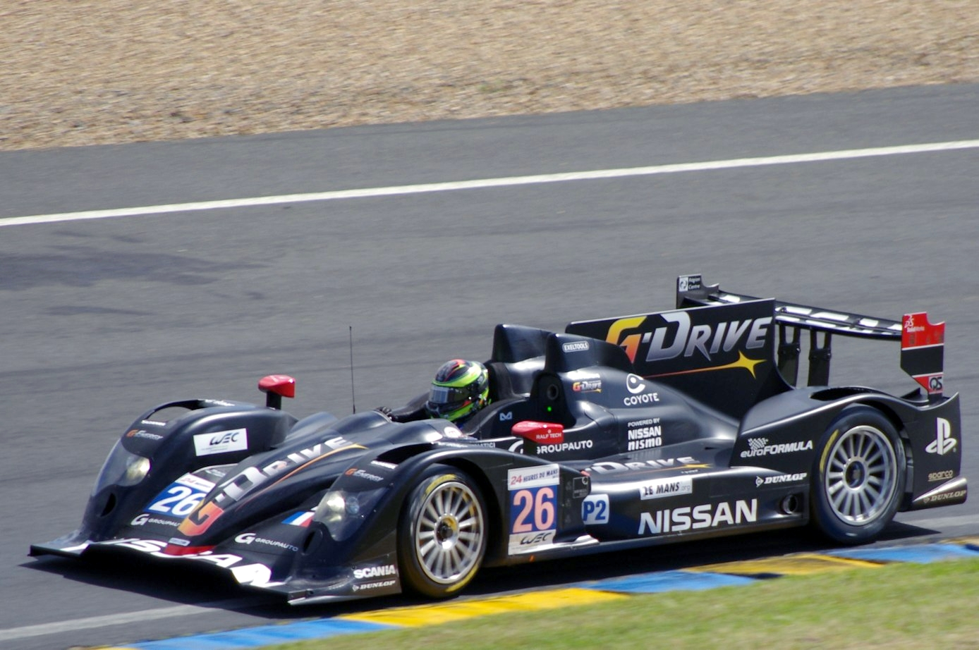 is nissan 39 s le mans lmp1 racer really going to be front engined. Black Bedroom Furniture Sets. Home Design Ideas
