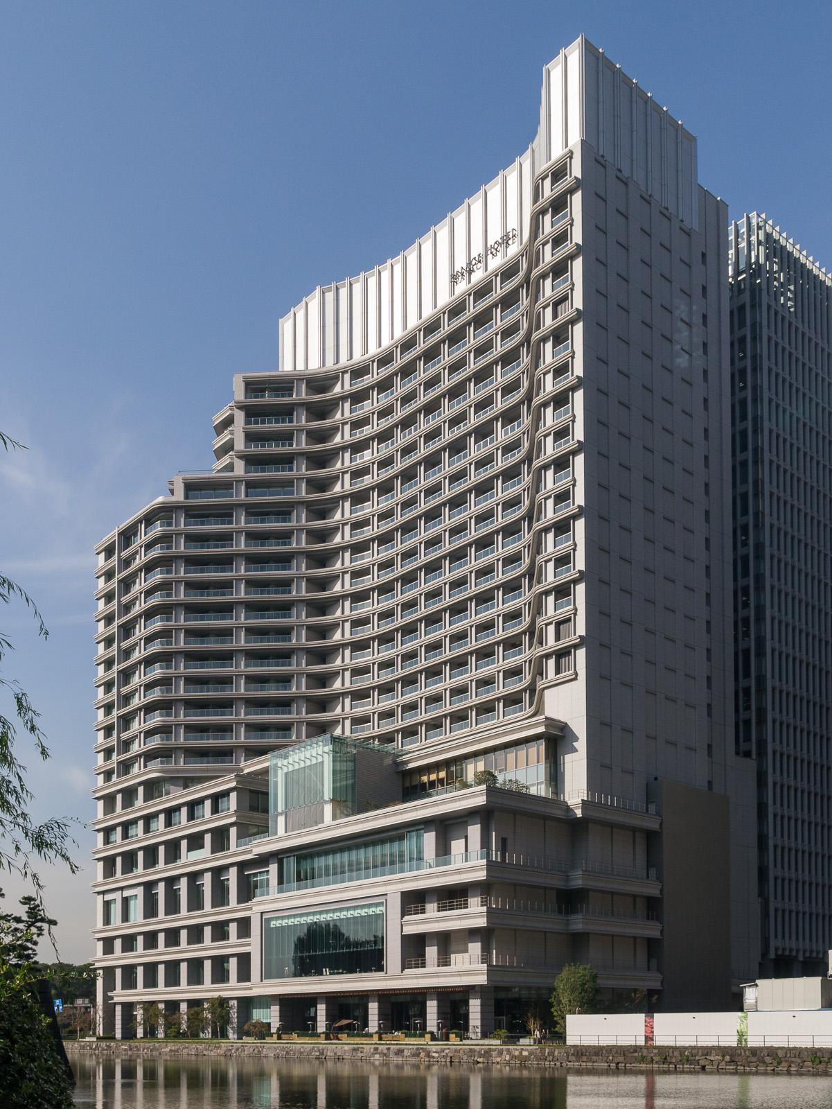 Palace Hotel Tokyo Grand Kitchen Menu