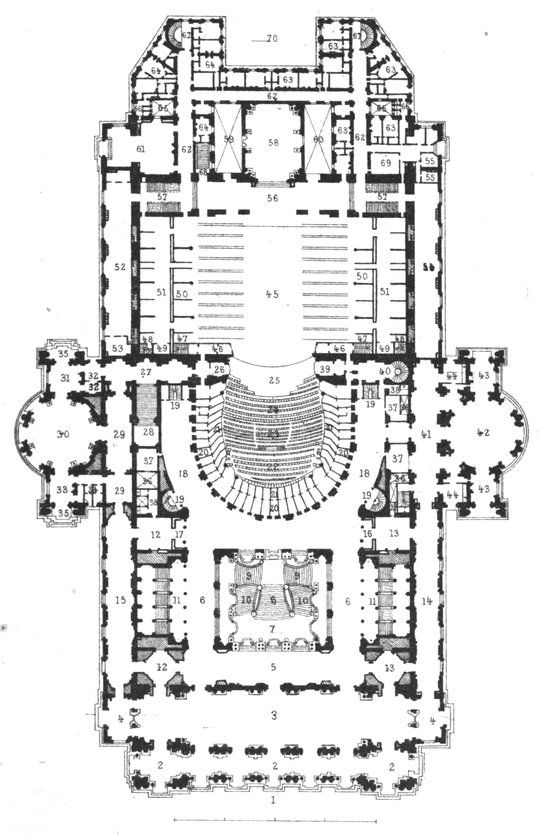 File:Palais Garnier plan d'ensemble - Nuitter 1875 p196 ...