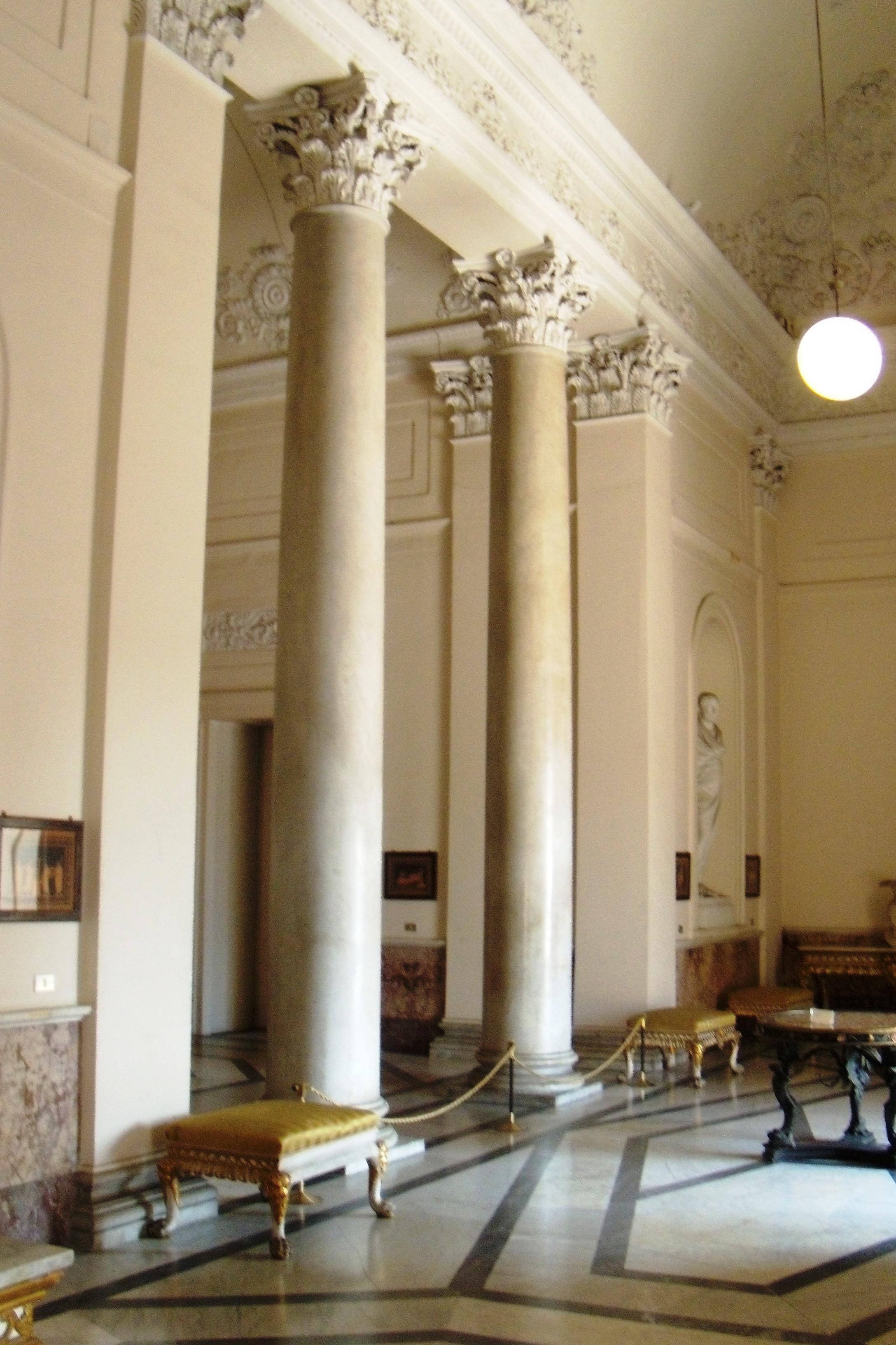 Sala De Estar Wikipedia ~ FilePalazzo Reale Napoli  Sala neoclassicaJPG  Wikimedia Commons