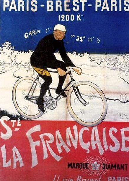 Paris-Brest-Paris, ou Paris-Brest et retour, est une course cycliste créée en 1891 par Pierre Giffard du Petit Journal.