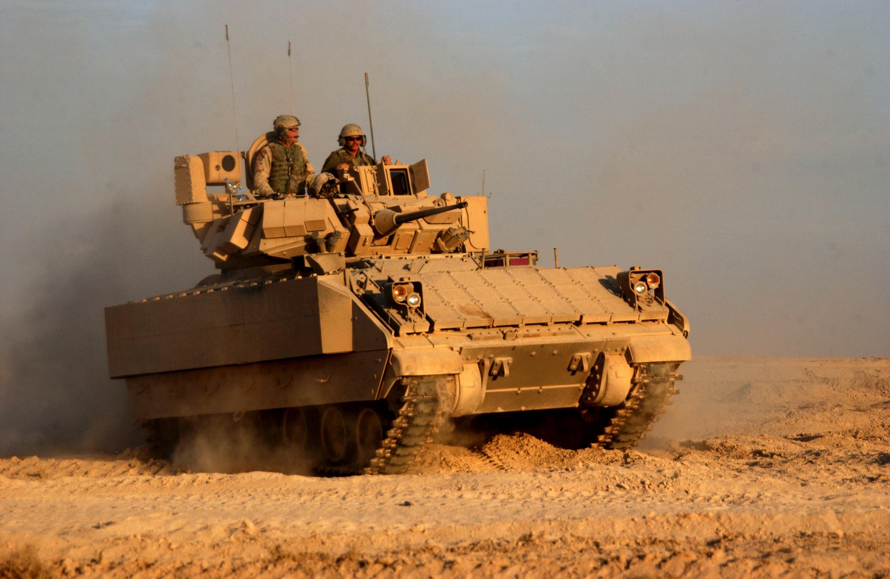 Cold War American Tanks