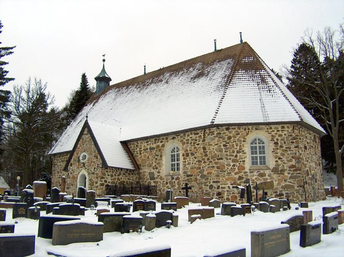 Piikkiön Kirkko