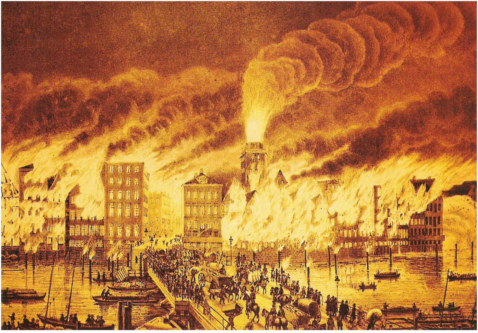Famous Building Fires