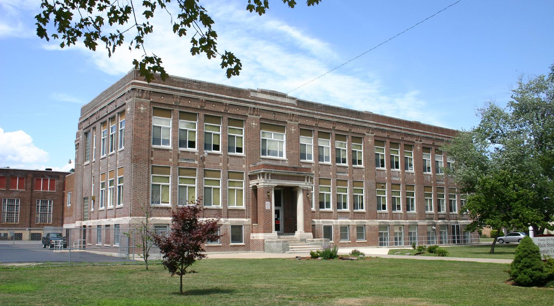 File Plymouth S Third High School Building Jpg Wikipedia