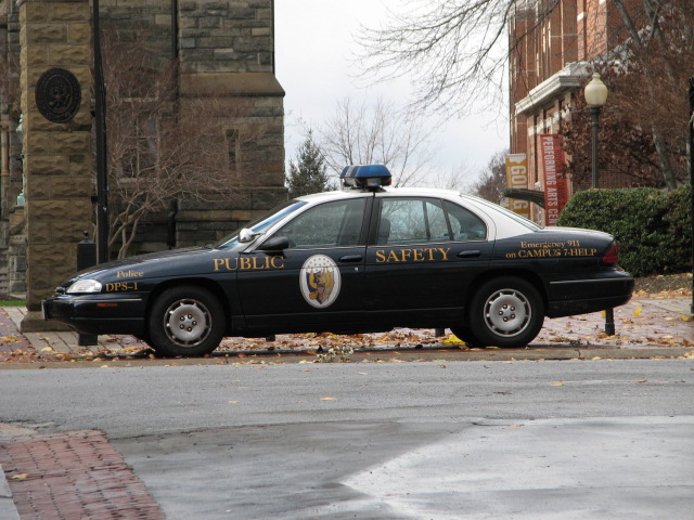 File:Police car at Georgetown University.jpg