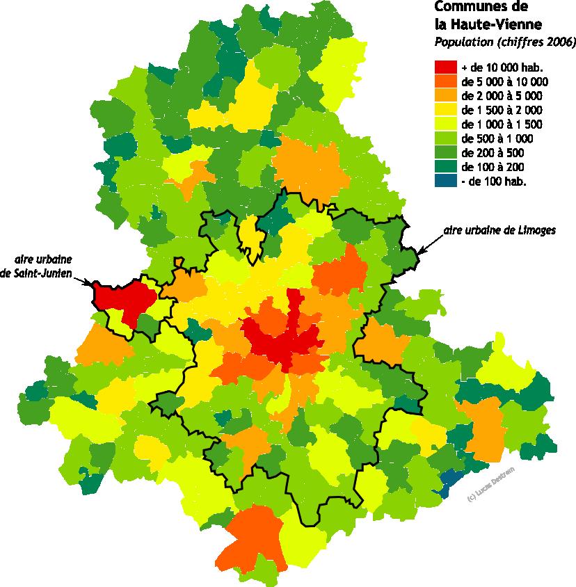 Llista de municipis de l 39 alta viena viquip dia l for Haute vienne code postal
