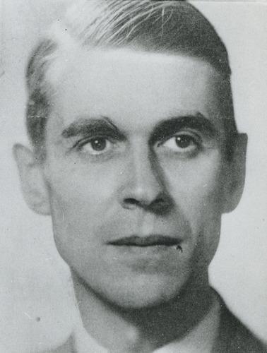 Verzetsstrijder Walraven van Hall