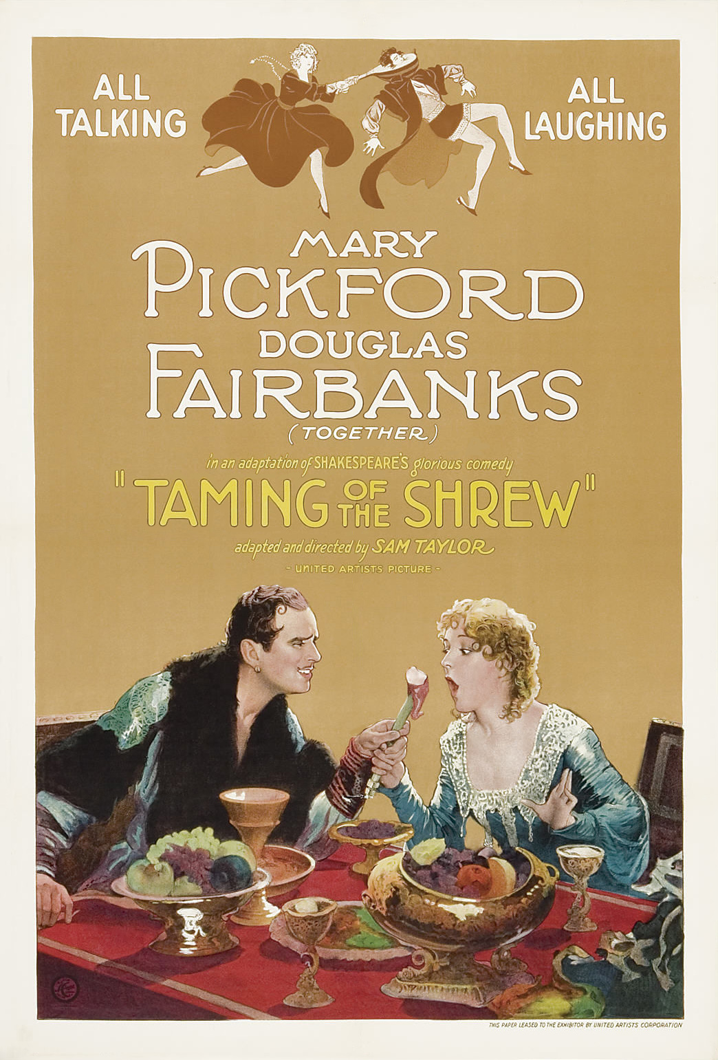 A discussion of shakespeares taming of the shrew