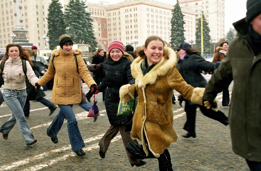 Feste in Russia , Tatiana 25 gennaio (festa studenti)