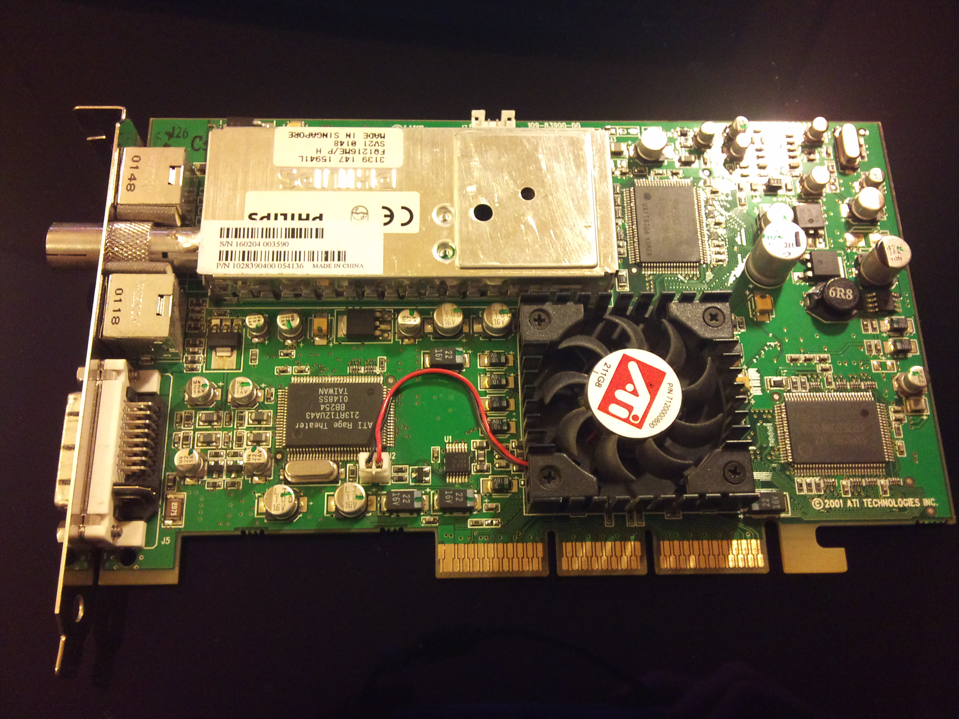 ALL IN WONDER RADEON 7500 DRIVER FOR WINDOWS 8