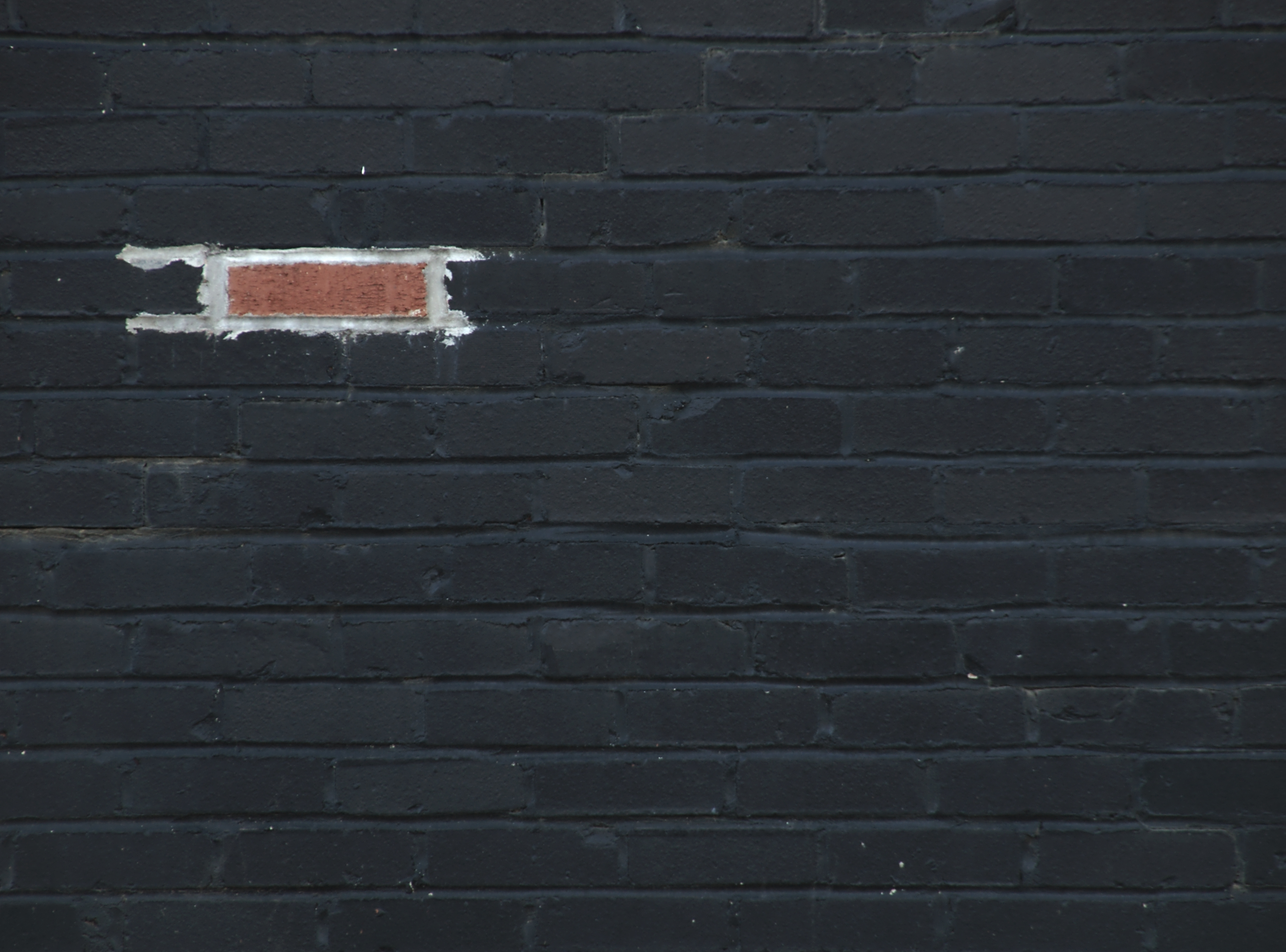Black wall design