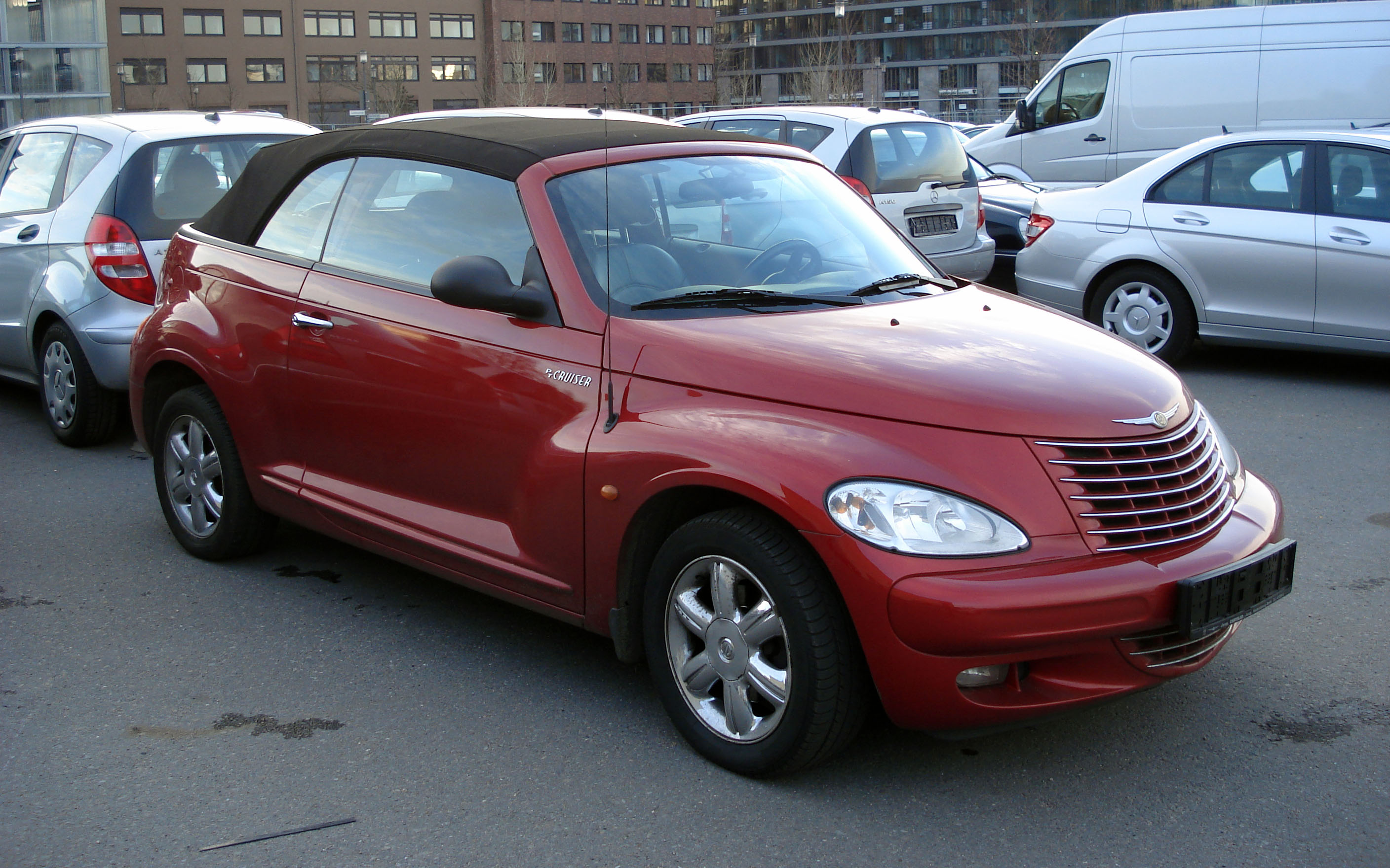 Pt Cruiser Car Cover