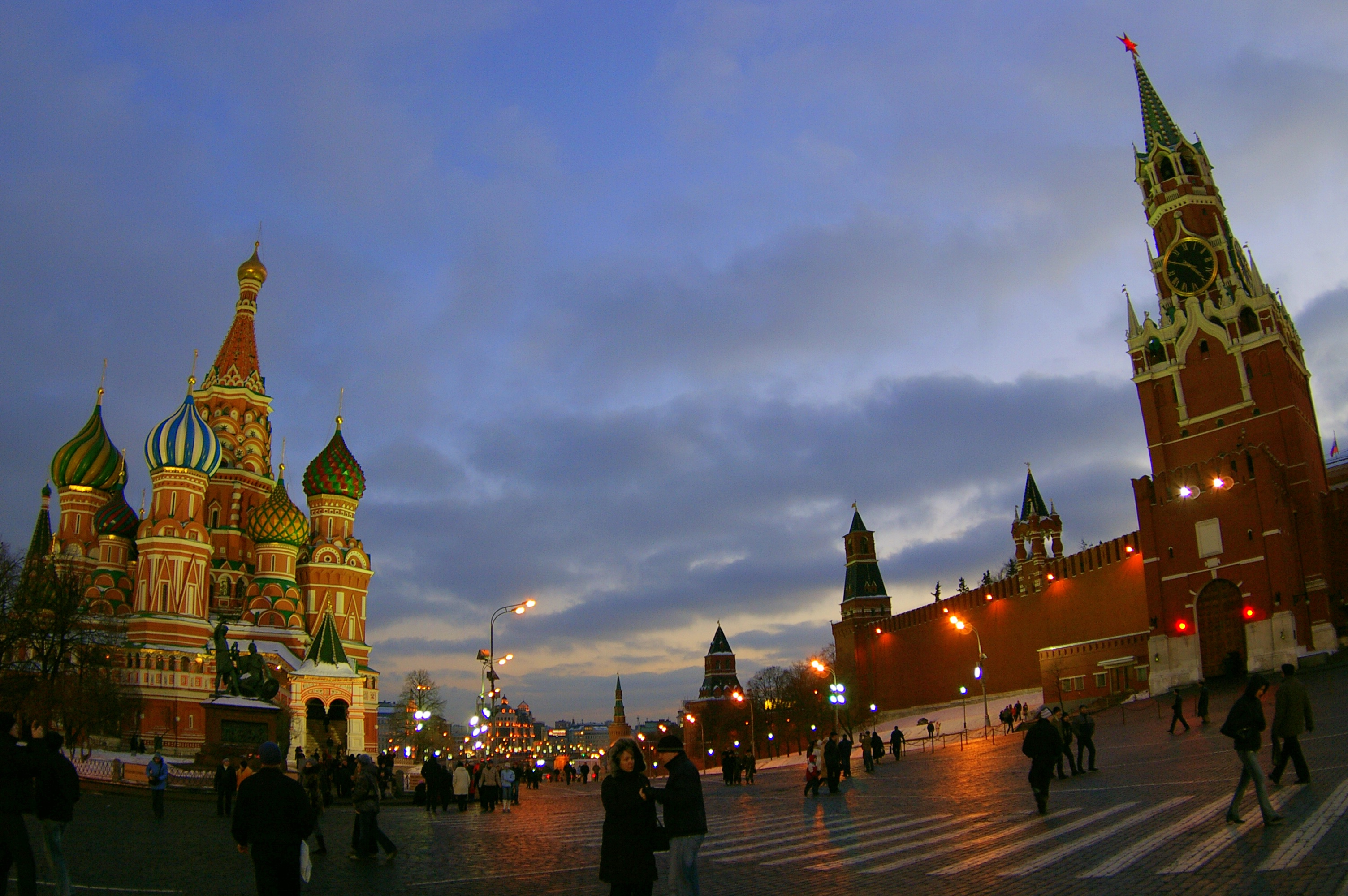 Moscow Russia  city images : Description Red Square, Moscow, Russia