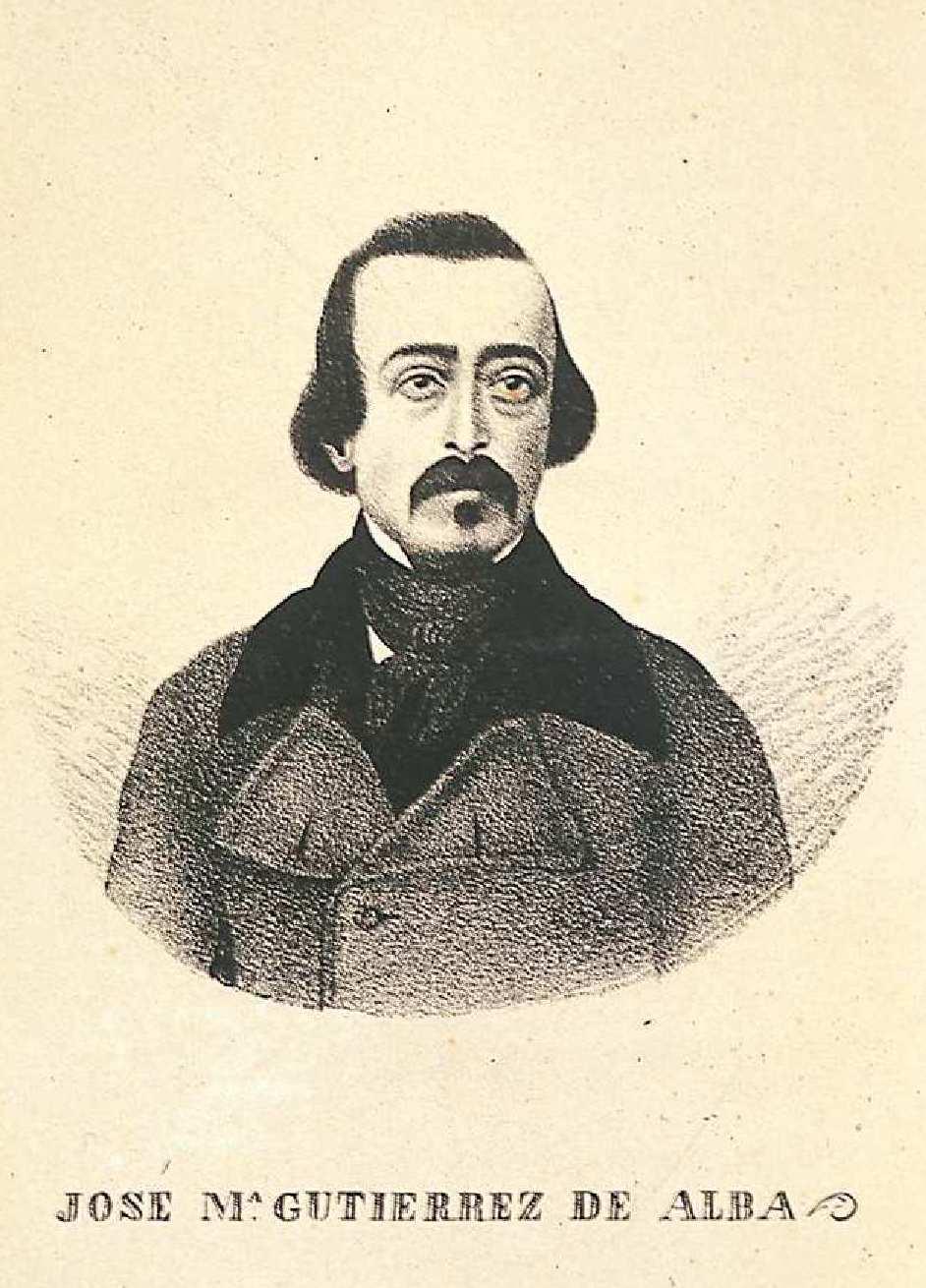 José María Gutiérrez de Alba