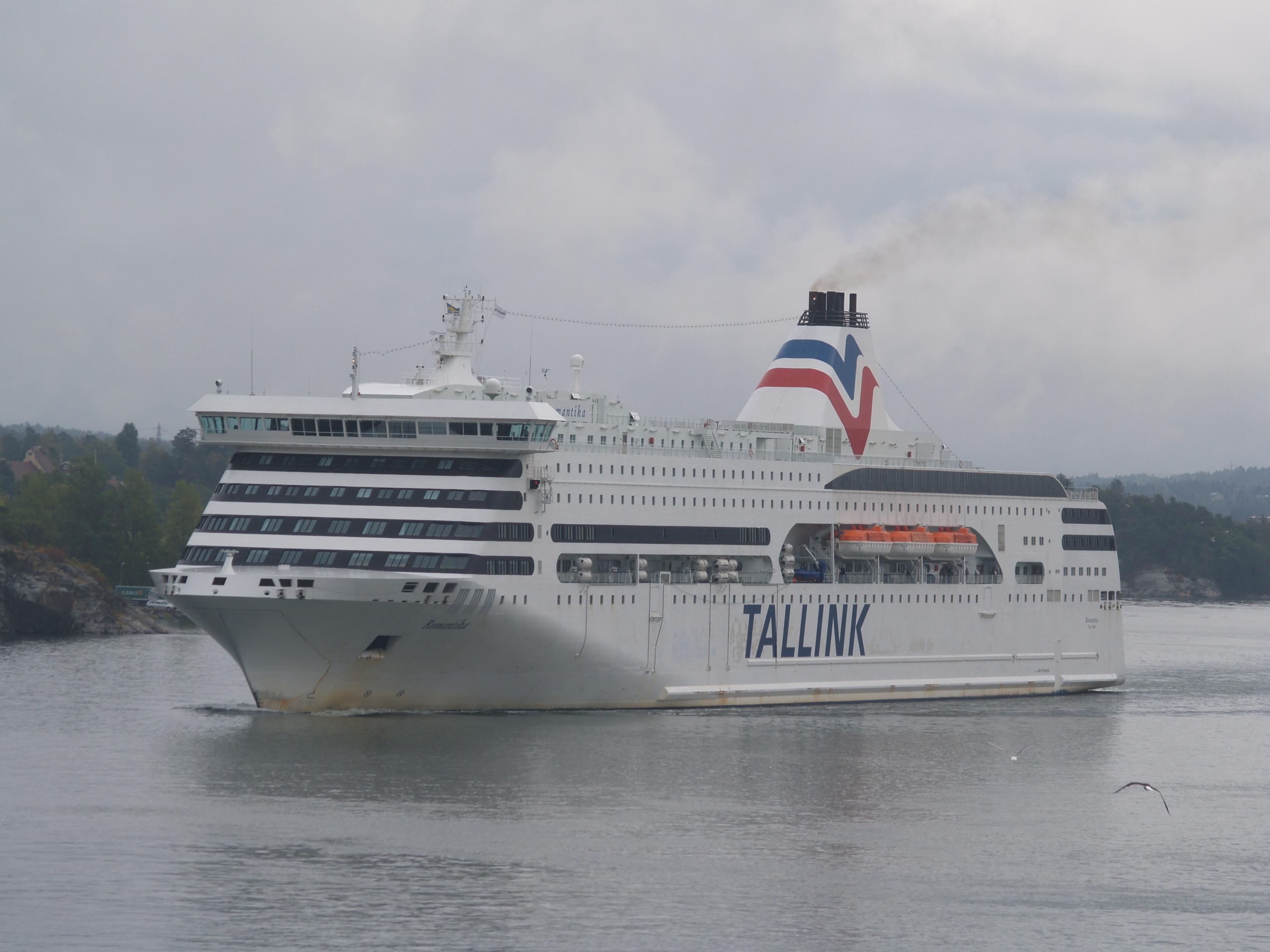 Ms Romantic Laiva