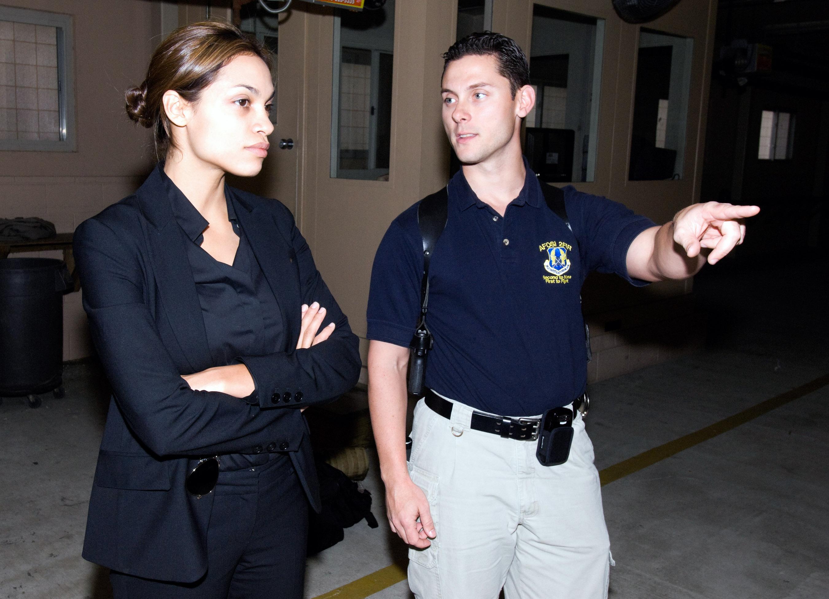 Rosario Dawson agent