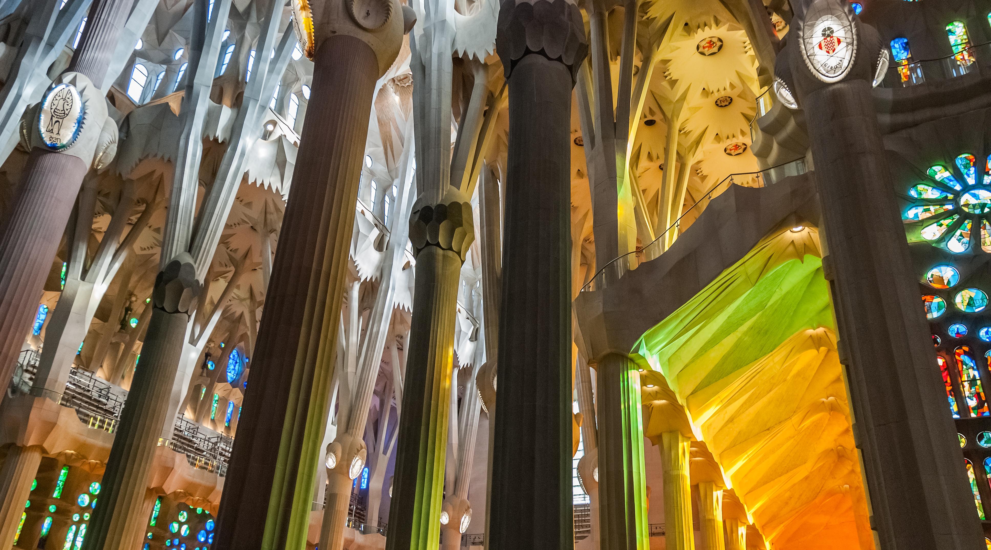 analysis of the sagrada familia barcelona