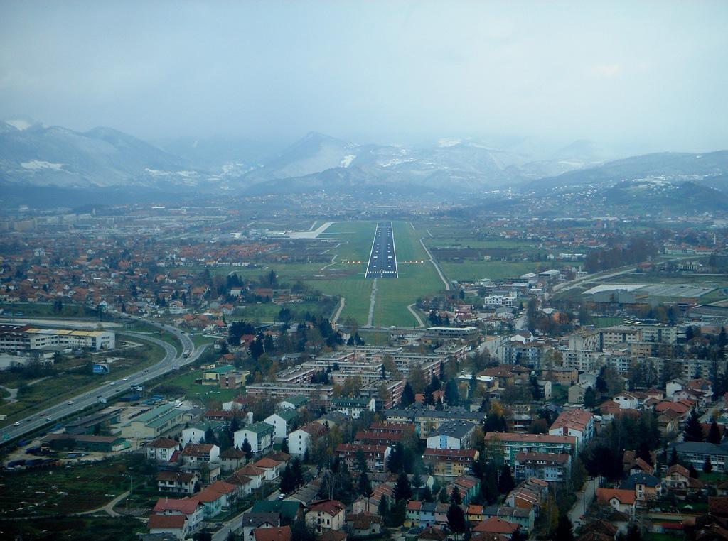 Lapangan Terbang Sarajevo