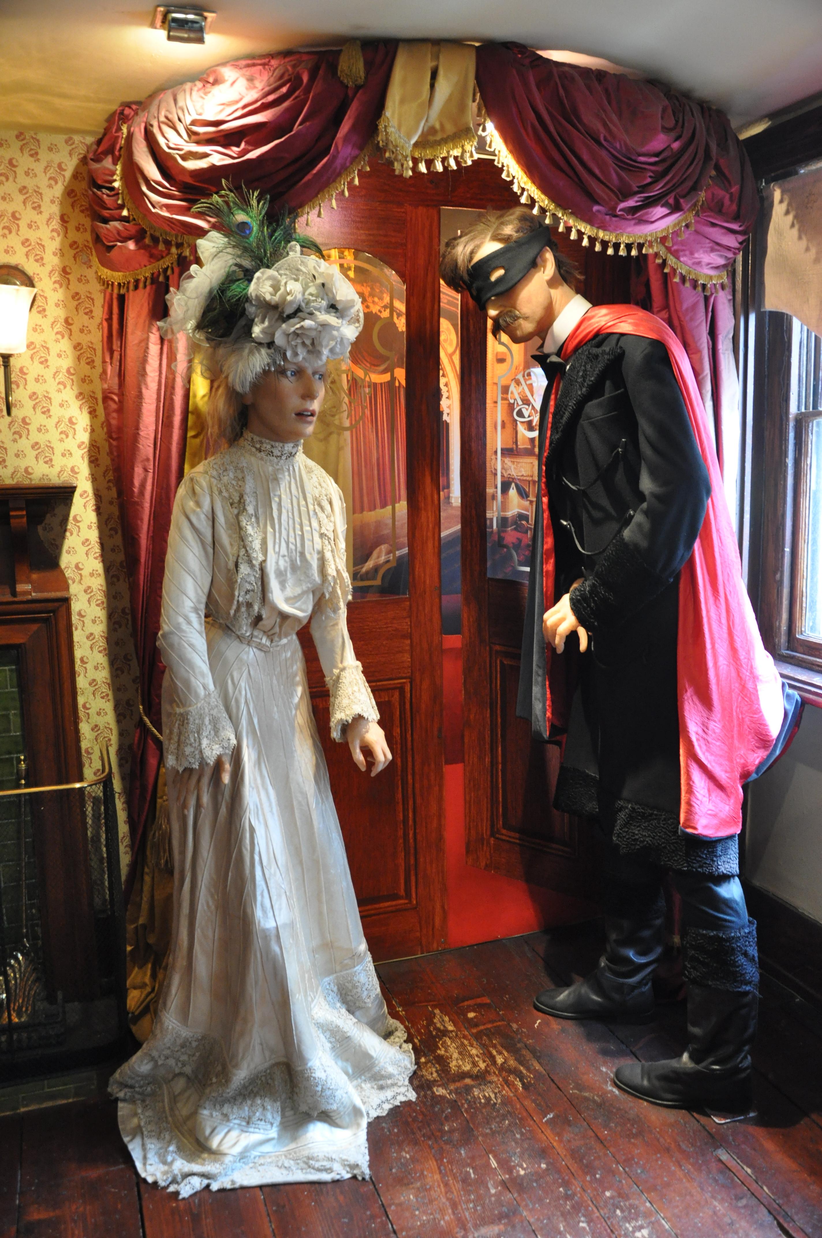 Sherlock holmes scandal in bohemia