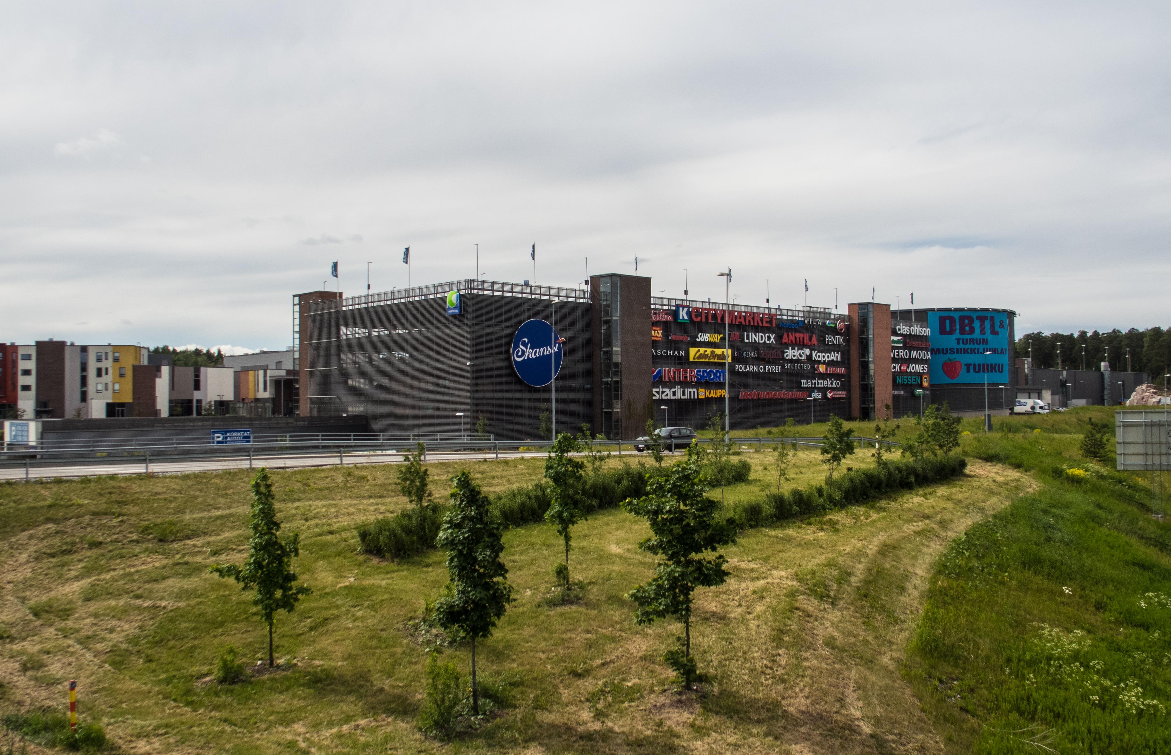 Turku Kaupat