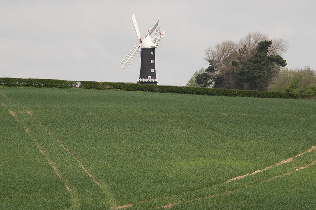 Skidby mill - geograph.org.uk - 1845532
