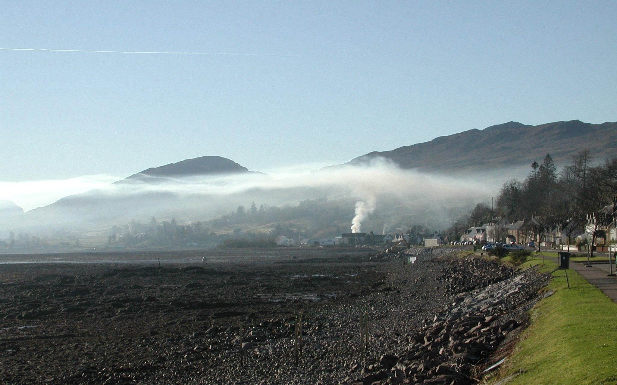 2006 Tour – Lochcarron – Flies and Bikes