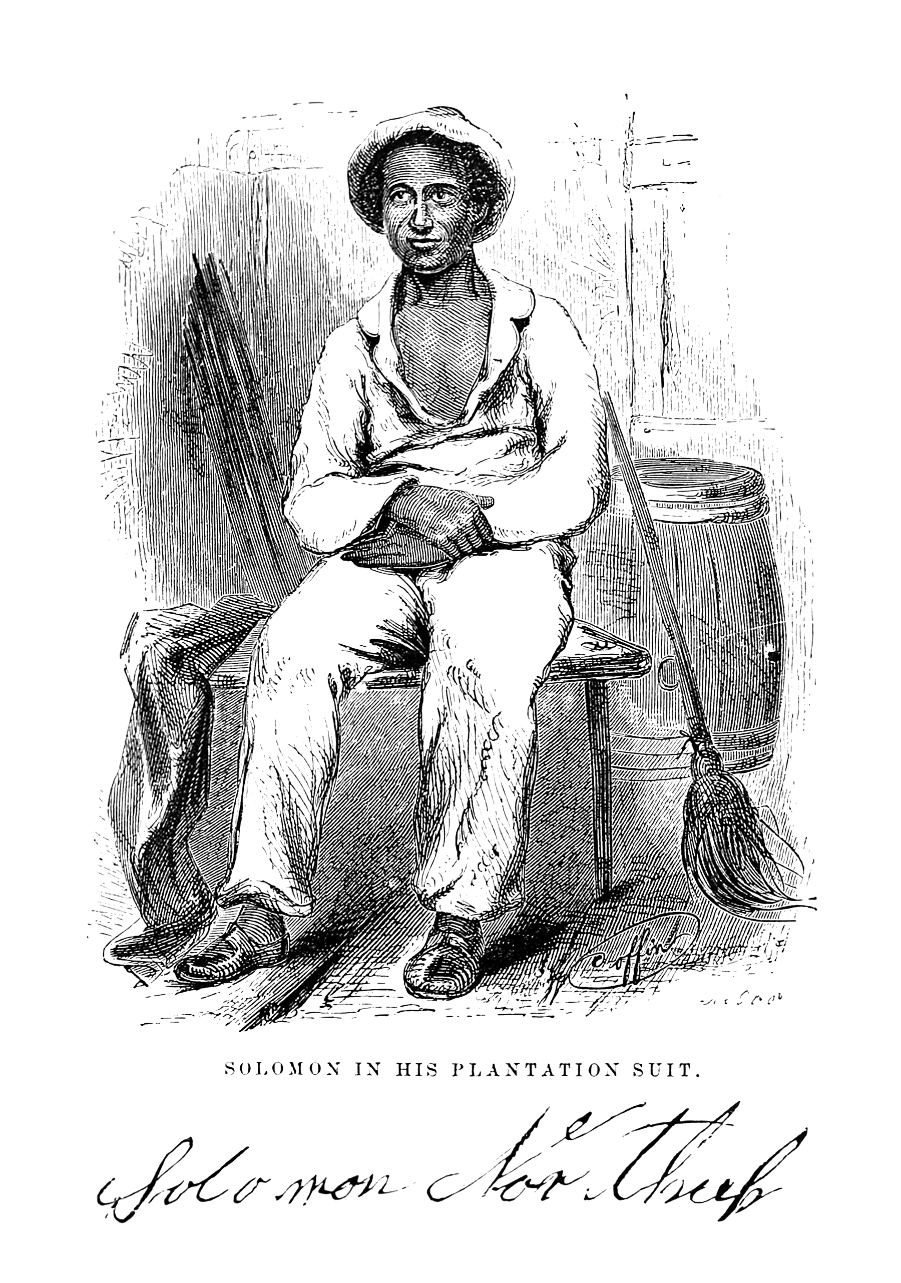 solomon northup 12 years a slave is a 2013 period drama film and an adaptation of the 1853 slave narrative memoir twelve years a slave by solomon northup, a new york state-born free african-american man who.