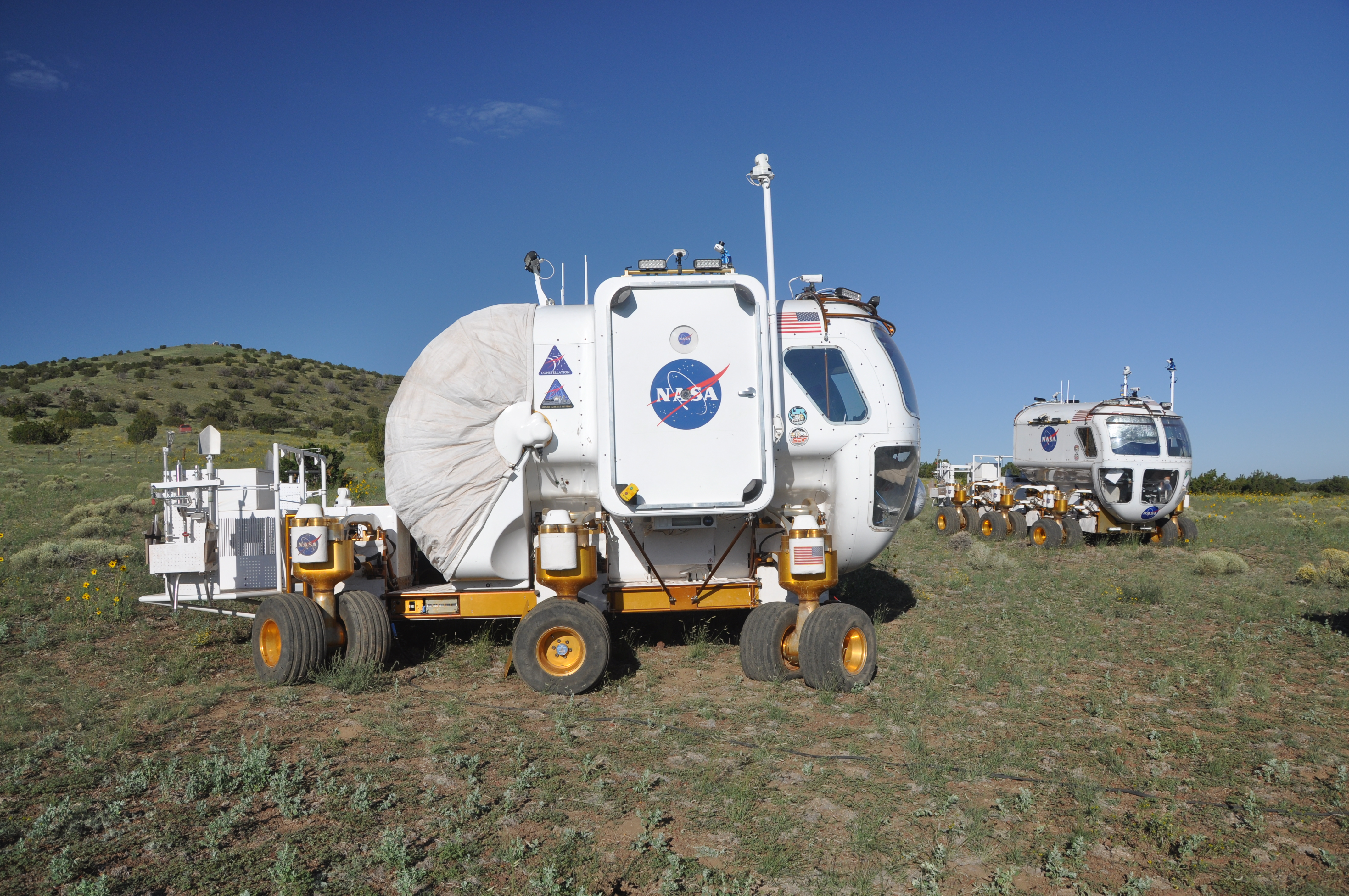 nasa space exploration vehicle - photo #1