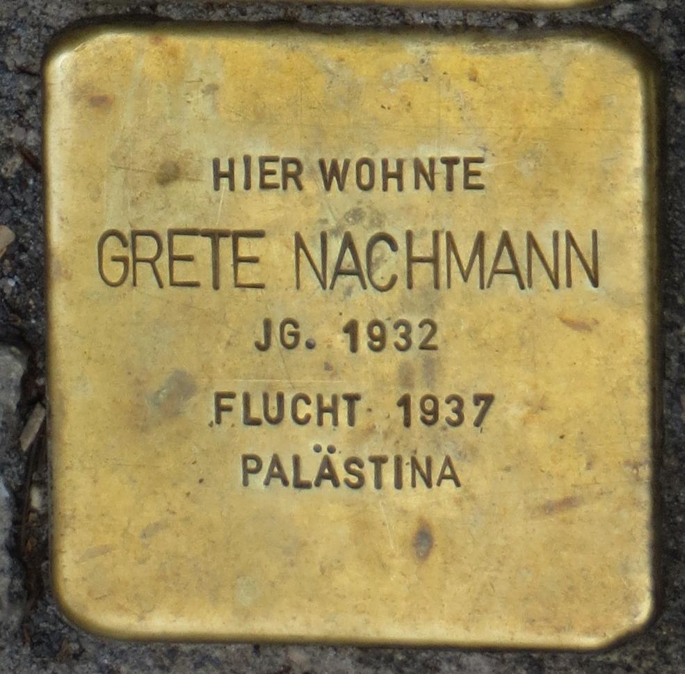 Stolperstein Rastatt Grete Nachmann.jpg