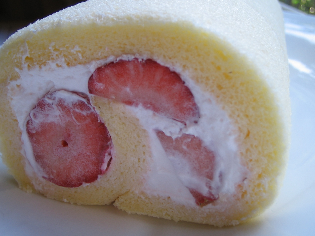 Roll Cake Recipe In Tamil