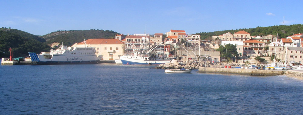 Croatia Island Day Tour