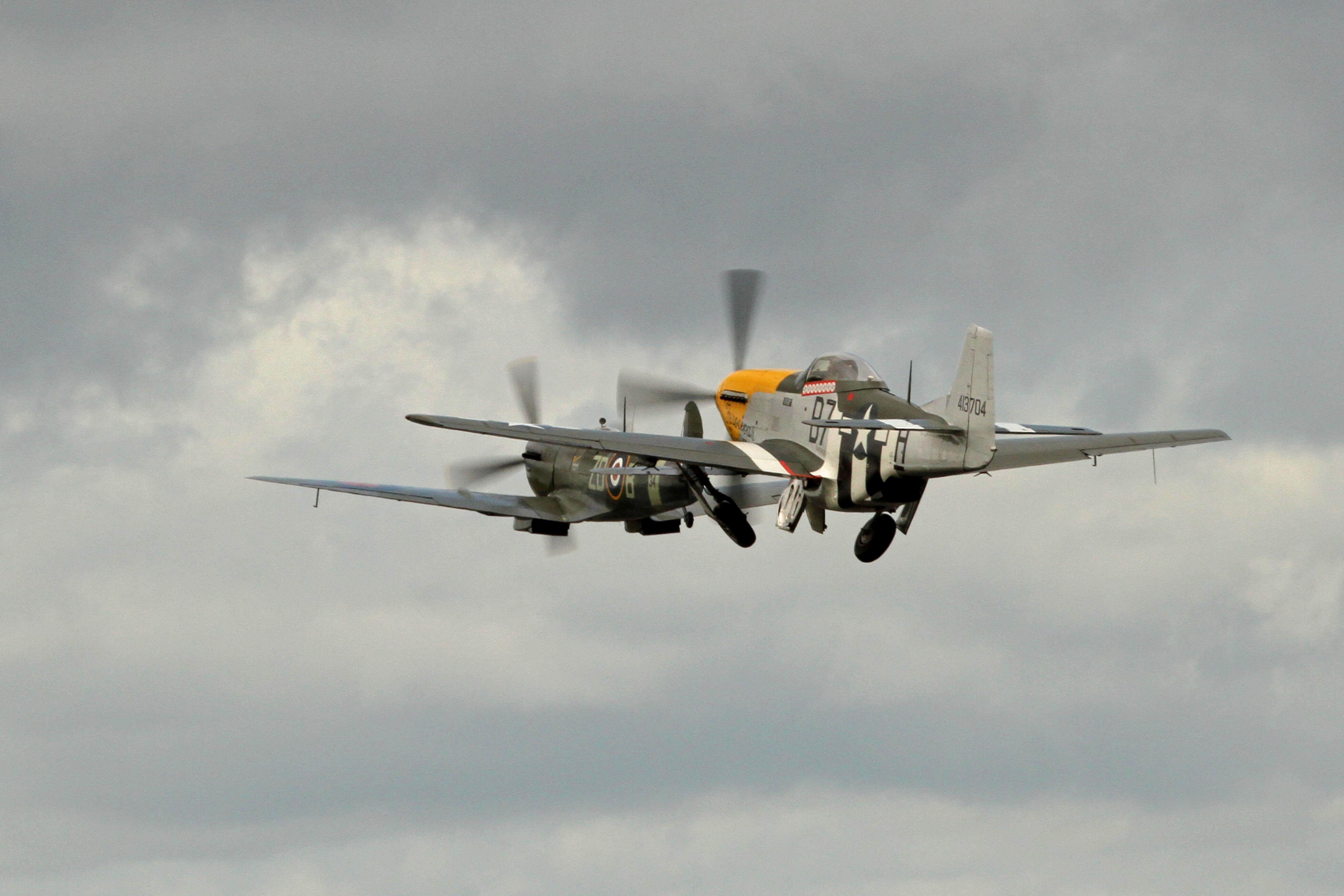 P 51 mustang history