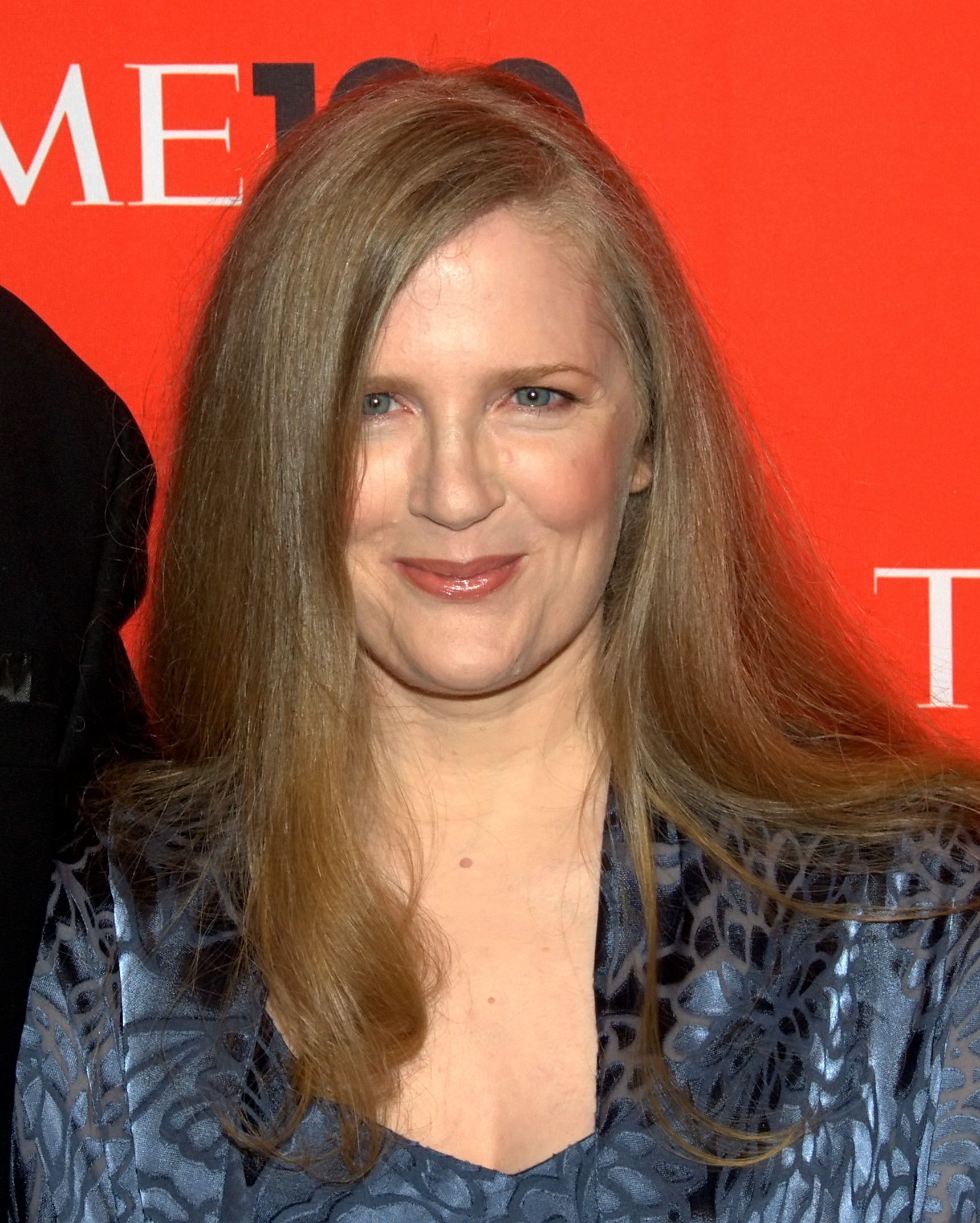 Depiction of Suzanne Collins