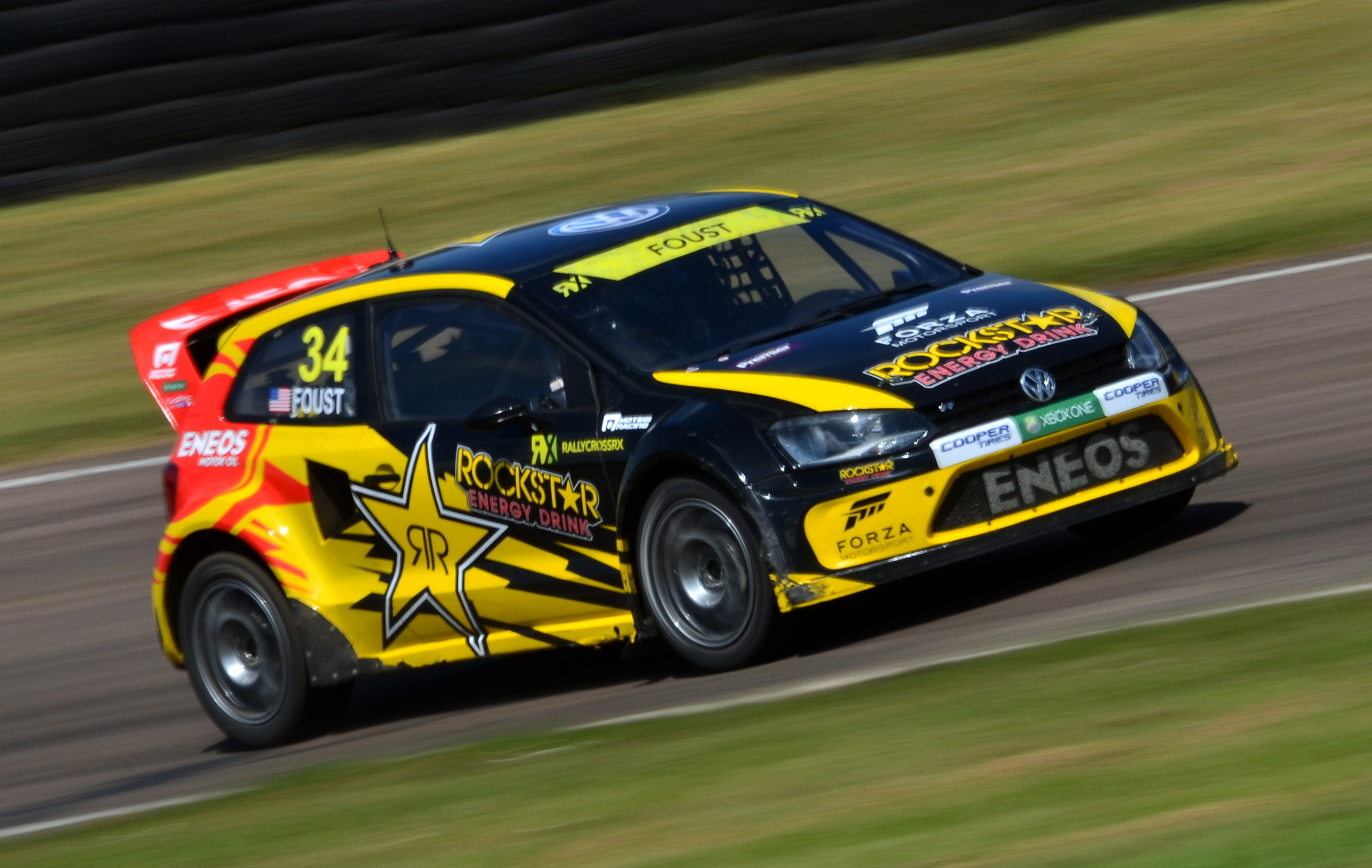Tanner Foust Vw >> Tanner Foust Wikiwand