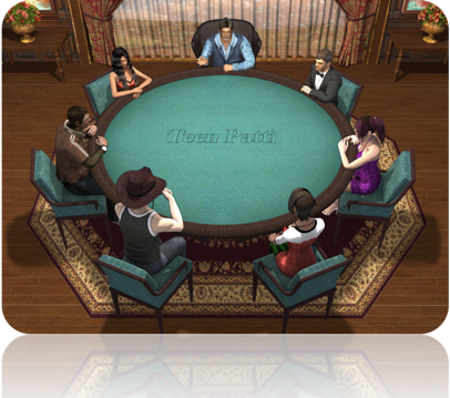 Teen Patti card game