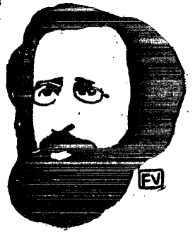 An 1897 woodcut portrait of Theophile Ferre by Felix Vallotton Theophile Ferre by Vallotton.jpg