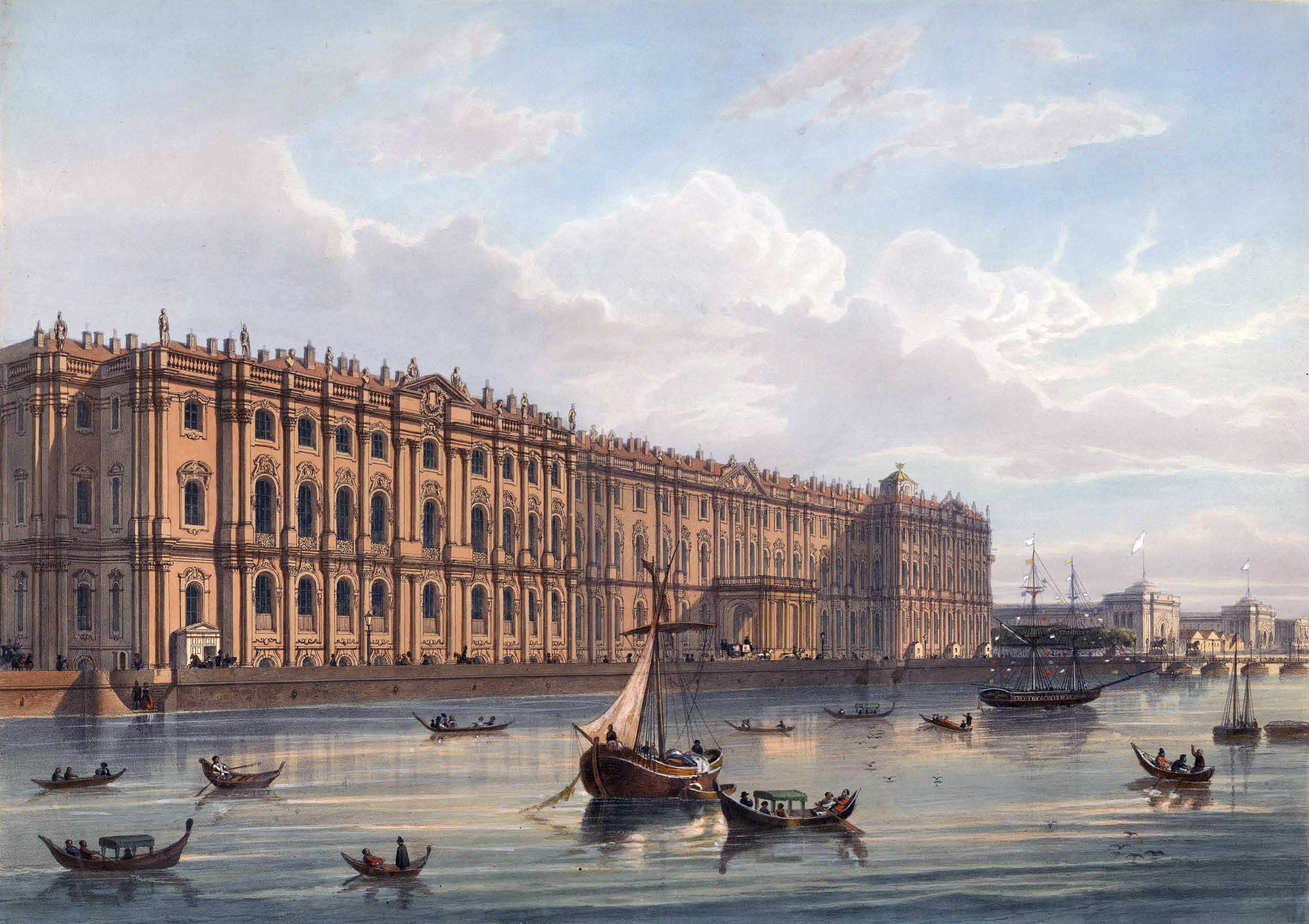 Бабайкина сарайка - иосиф иосифович шарлемань (1824-1870). в.