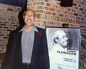 Tommy Flanagan American jazz pianist