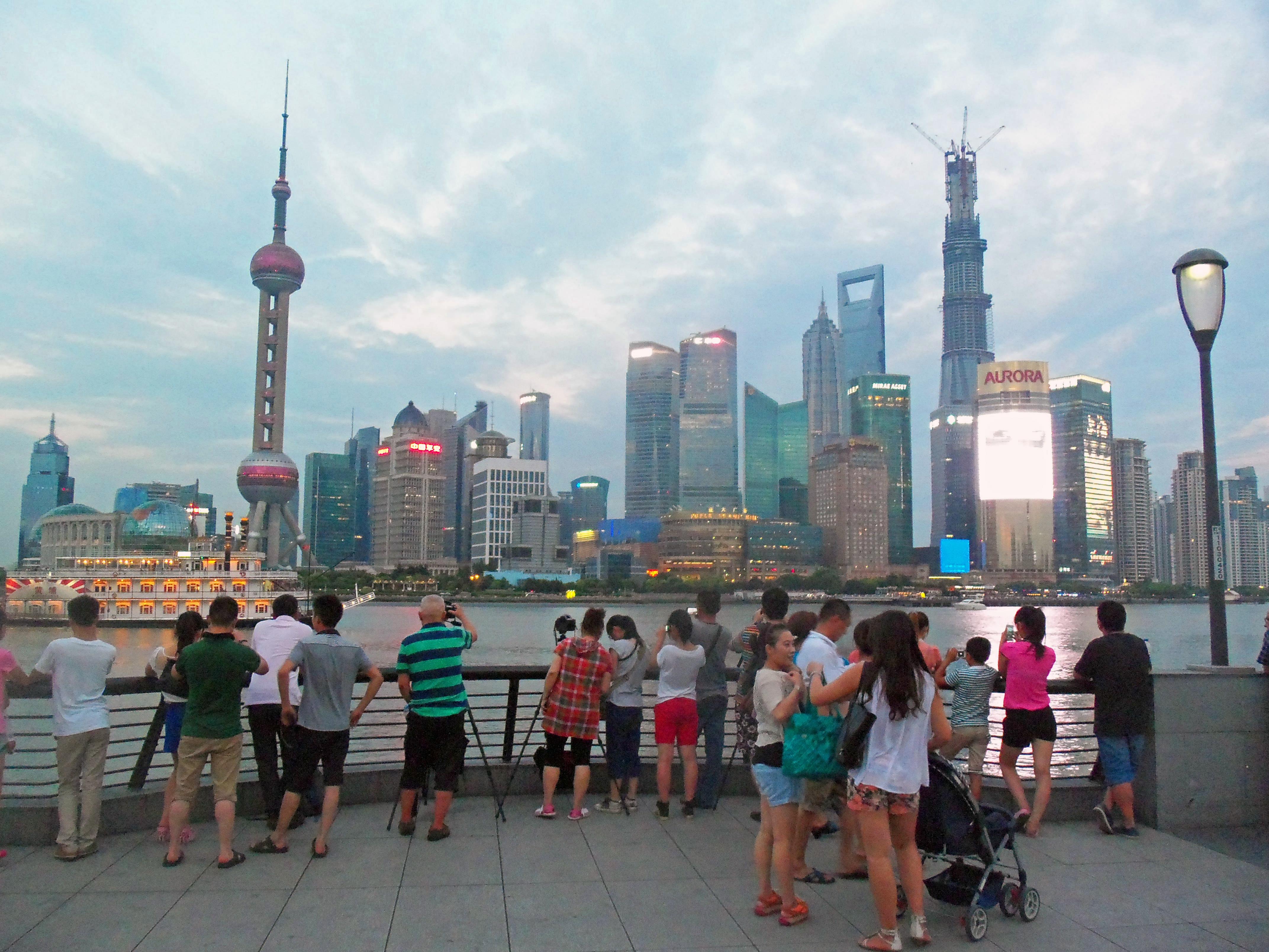 Shanghai sex tourism
