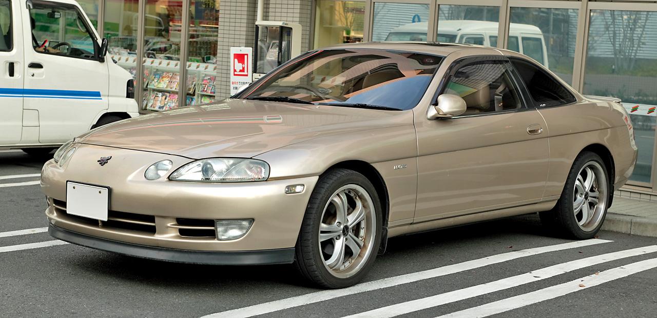 3代目トヨタ ソアラ 4.0GT