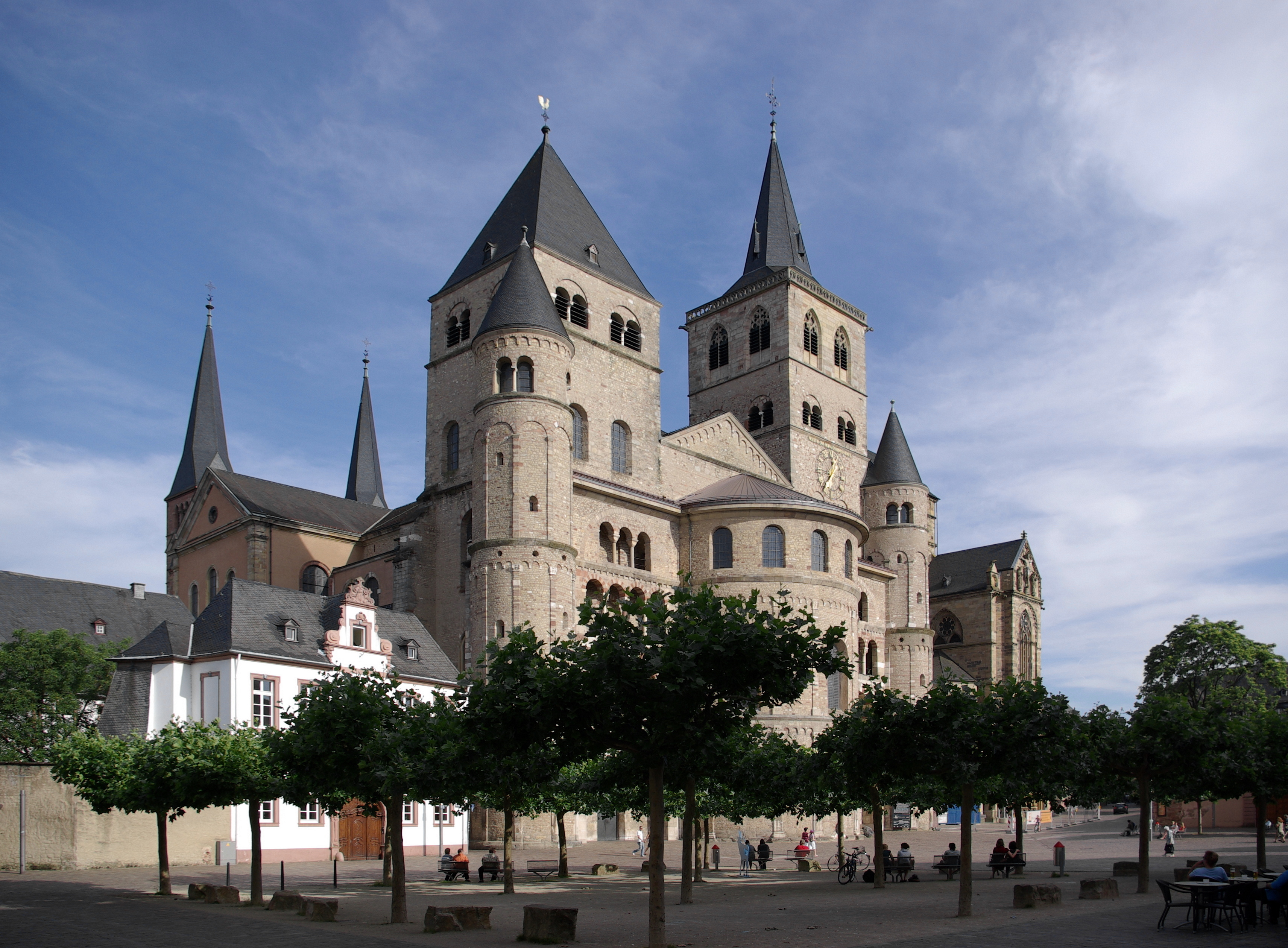 Tourist-Information Trier