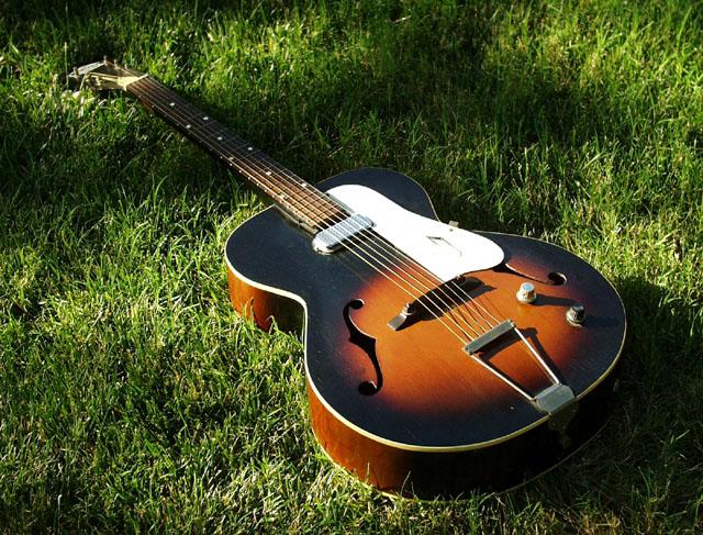 Lezioni di chitarra Jazz RGS