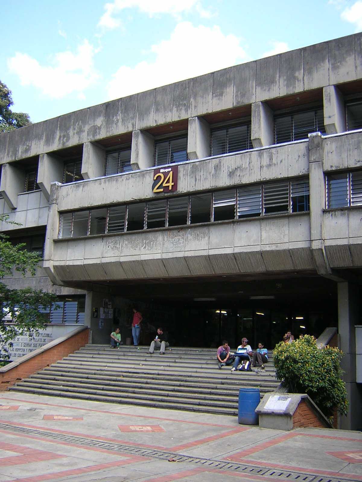 Facultad de arquitectura unal medell n wikipedia la for Facultad de arquitectura
