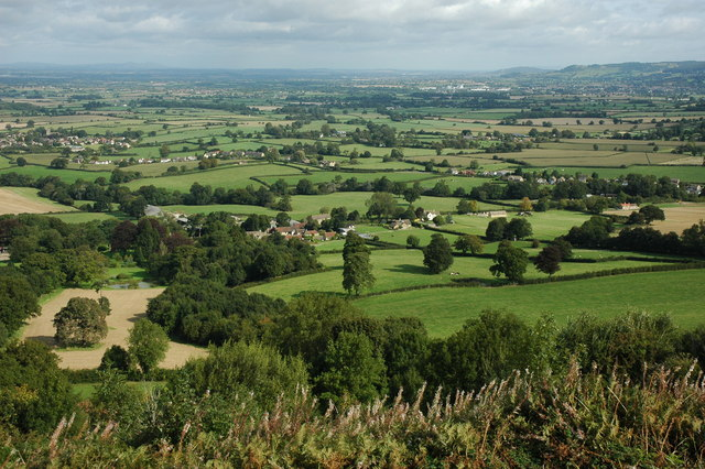 View from Cam Long Down - geograph.org.uk - 1476378