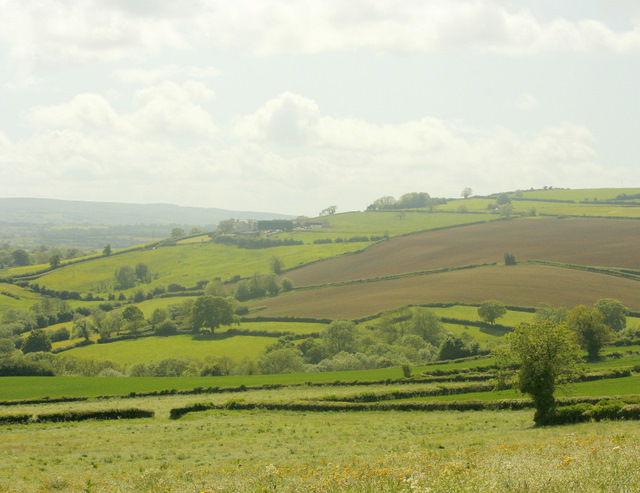 View from East Dundry Lane - geograph.org.uk - 1324266