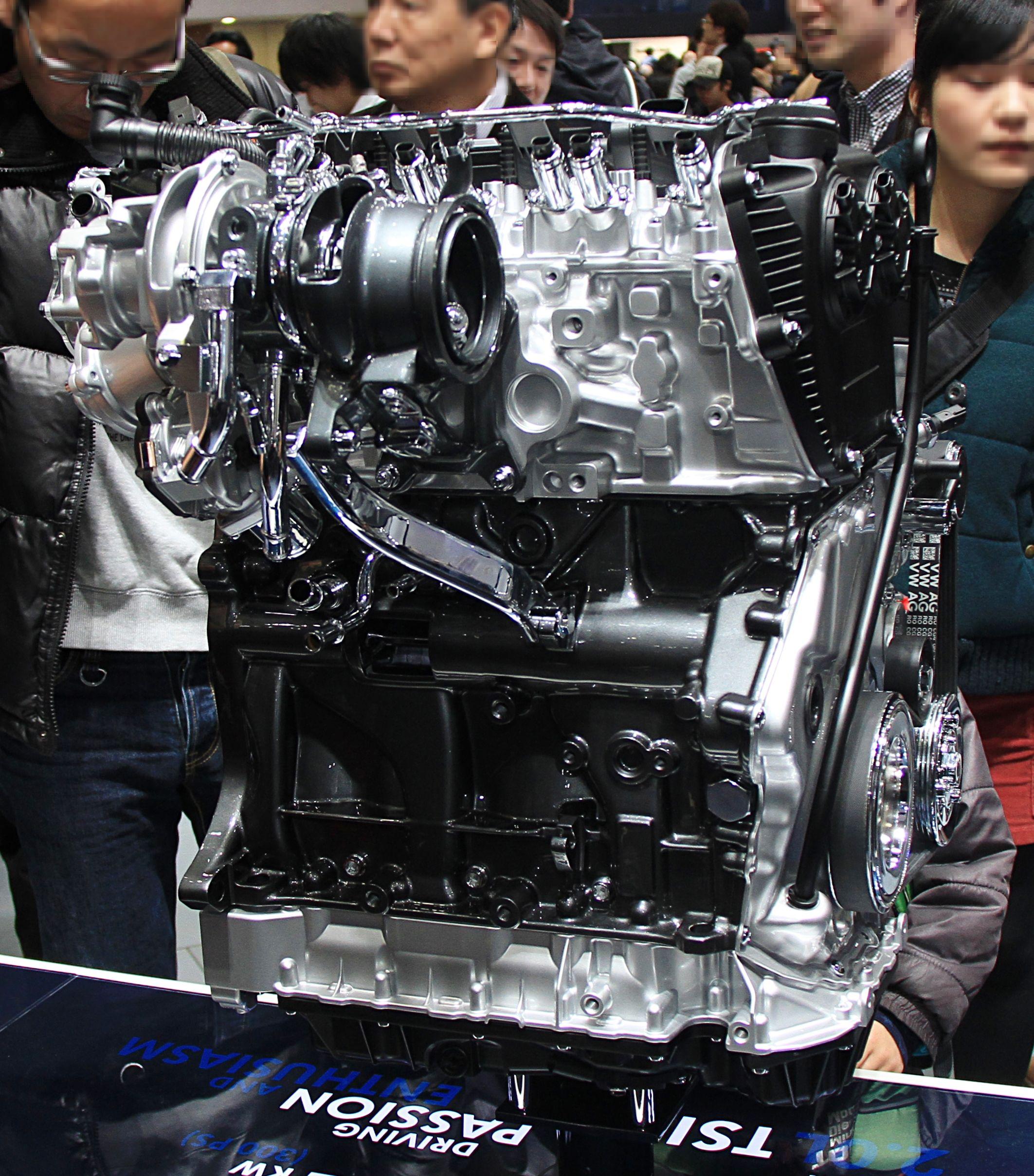 File Volkswagen 2 0l Tsi 221kw Engine Jpg